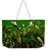 Striped Bass - Painterly V2 Weekender Tote Bag