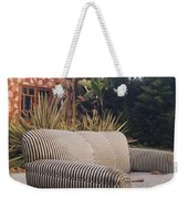 Striped Couch I Weekender Tote Bag