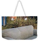 Striped Couch II Weekender Tote Bag