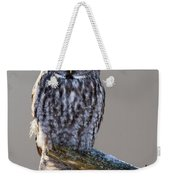Strix Nebulosa Weekender Tote Bag by Mircea Costina Photography