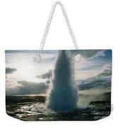Strokkur Geyser - Iceland Weekender Tote Bag