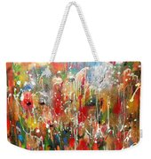 Strong And Courageous Weekender Tote Bag