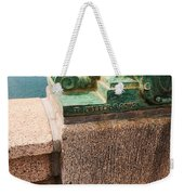 Strong And Historic Weekender Tote Bag