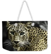 Strong Eyes Weekender Tote Bag