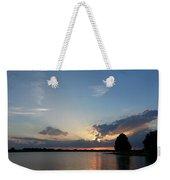 Strong Rays Weekender Tote Bag