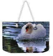 Strong Swimmer Weekender Tote Bag