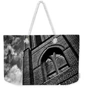 Strong Tower Weekender Tote Bag