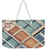 Structural Abstract 5 Weekender Tote Bag