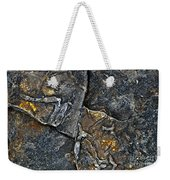 Structural Stone Surface Weekender Tote Bag by Heiko Koehrer-Wagner