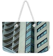 Structural Symmetry Weekender Tote Bag