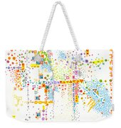 Structure Evolution Weekender Tote Bag