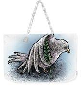 Struggling Peace Weekender Tote Bag