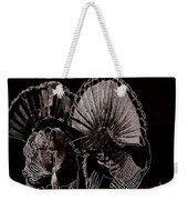 Strutters Weekender Tote Bag by Todd Hostetter