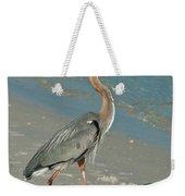 Strutting Heron Weekender Tote Bag