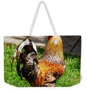 Strutting Rooster Weekender Tote Bag