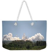 Sts-132, Space Shuttle Atlantis Launch Weekender Tote Bag