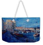 St.tropez  - Port -   France Weekender Tote Bag