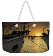 Stuart Marina Weekender Tote Bag