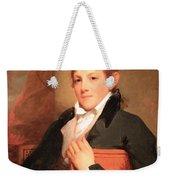 Stuart's John Randolph Weekender Tote Bag