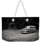 Stuck In The Mud Weekender Tote Bag by Edward Fielding