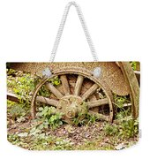 Stuck In The Mud Weekender Tote Bag