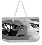 Stuck In Traffic Weekender Tote Bag