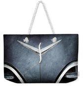 Studebaker Emblem Weekender Tote Bag