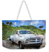 Studebaker Goes To The Beach Weekender Tote Bag
