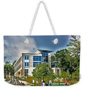 Students On Campus Weekender Tote Bag