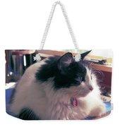 Studio Cat Weekender Tote Bag