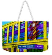 Studio Theatre Washington Dc Weekender Tote Bag