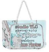 Studio Tlc Transparency Weekender Tote Bag