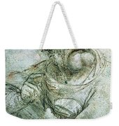 Study For An Apostle From The Last Supper Weekender Tote Bag