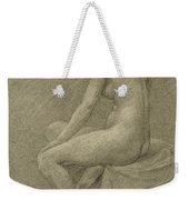 Study For Lilith Weekender Tote Bag