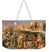 Study For The Execution Of The Twenty Six Baku Commissars Weekender Tote Bag