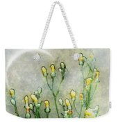 Nature Study In Moonlight Weekender Tote Bag