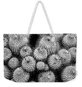 Study In Spines 1 Weekender Tote Bag