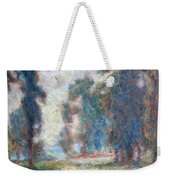 Study Of An Impressionist Master Weekender Tote Bag by Quin Sweetman
