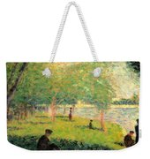 Study On La Grande Jatte Weekender Tote Bag