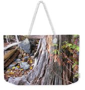 Stump Weekender Tote Bag