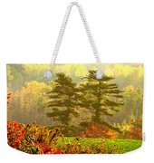 Stunning - Looks Like A Painting - Autumn Landscape  Weekender Tote Bag