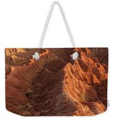 Stunning Red Rock Formations Weekender Tote Bag