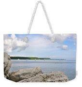 Sturgeon Bay In Summer Weekender Tote Bag