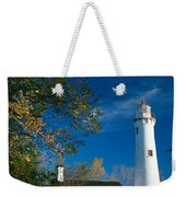 Sturgeon Point Lighthouse Weekender Tote Bag