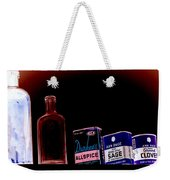 Sturgeon Point Lighthouse Medical Cabinet Weekender Tote Bag