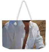 Suave Weekender Tote Bag by Laurie Search