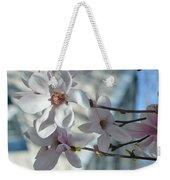 Sublime Magnolia Weekender Tote Bag