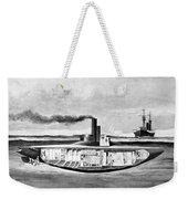 Submarine 'holland,' 1898 Weekender Tote Bag