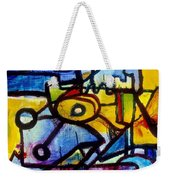 Suburbias Daily Beat Weekender Tote Bag