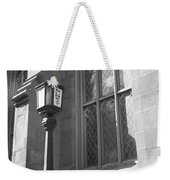 Subway Prayer Weekender Tote Bag